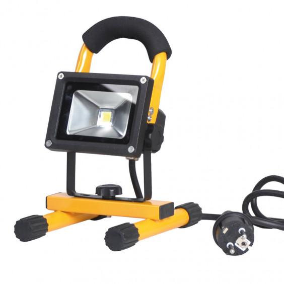 Projecteur à LED COB 10W portable
