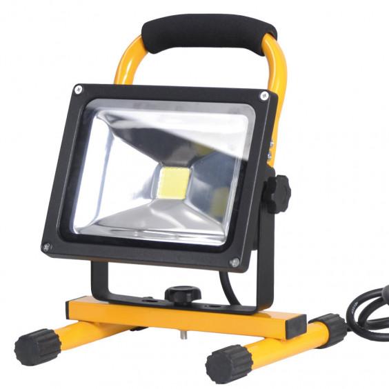 Projecteur à LED COB 20W portable