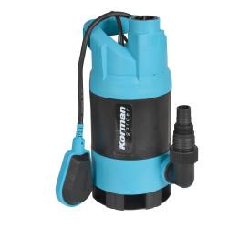 Pompe submersible eaux chargées 500W