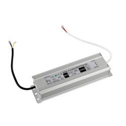Transformateur pour ruban LED - 100W - 24V DC/4.2A - IP66