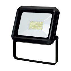PROJECTEUR LED EXTRA PLAT 50W+CABLE 50CM