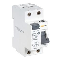 Interrupteur différentiel 1P+N 40A type A