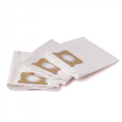 Set de 3 sacs à poussières fines Aspirateur 30L