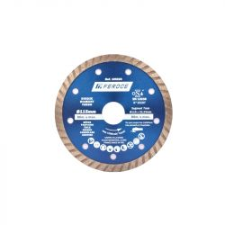 Disque Diamant Turbo 115 x 22.23 mm FEROCE